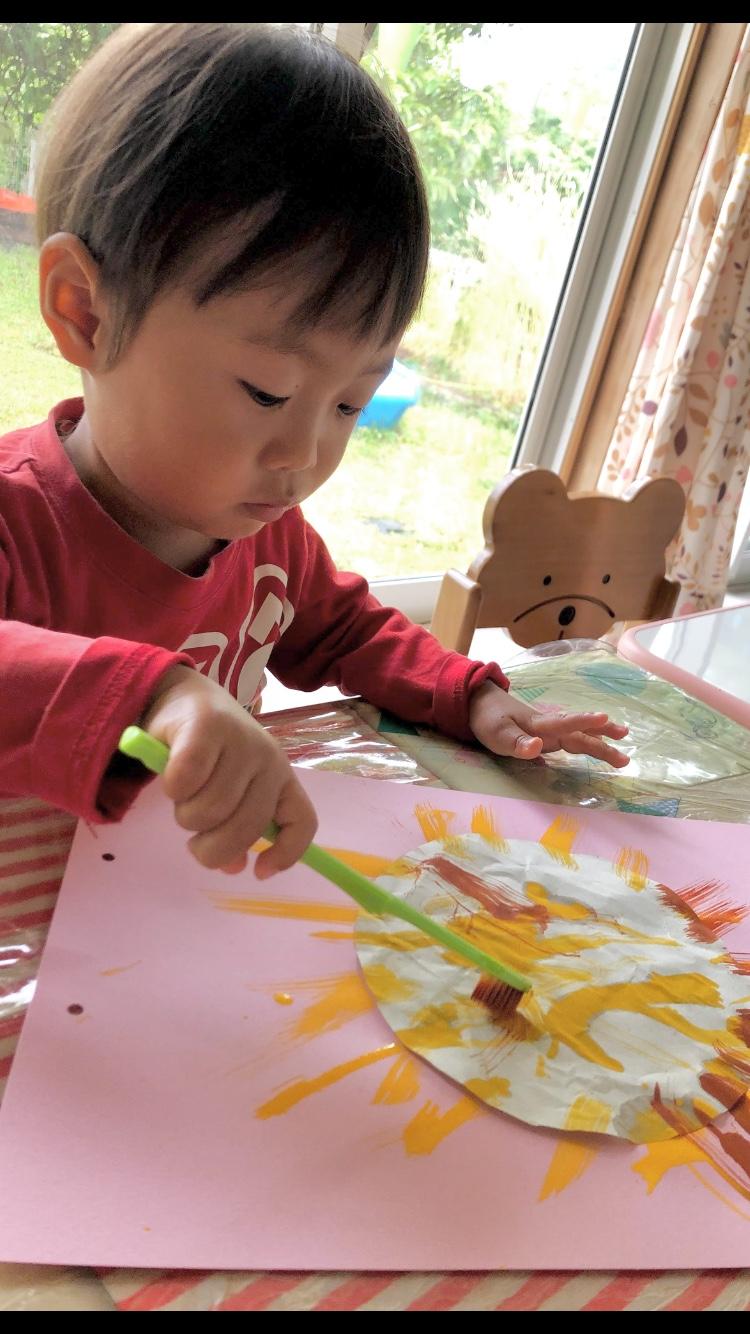 絵画 ライオン